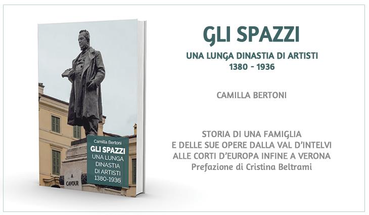 Consulta il libro Gli Spazzi, una lunga dinastia di artisti 1380-1936