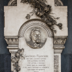 Monumento funebre Franchini 1880 - Carlo e Attilio Spazzi - Cimitero Monumentale di Verona