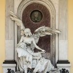 Monumento funebre Antonini ex Pindemonte  Moscardo (1898) - Carlo e Attilio Spazzi - Cimitero Monumentale di Verona