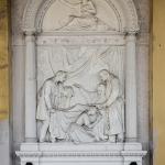 Monumento funebre Angela Erbisti 1852 - Verona, Cimitero Monumentale