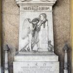 Monumento funebre Sparavieri -  Cimitero Monumentale di Verona