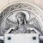 Monumento funebre Martinelli (dettaglio) 1908 - Carlo e Attilio Spazzi - Cimitero Monumentale di Verona