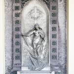 Monumento funebre Dionisi (1890/1910?)- Carlo e Attilio Spazzi - Cimitero Monumentale di Verona