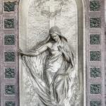 Monumento funebre Dionisi (dettaglio) - Carlo e Attilio Spazzi - Cimitero Monumentale di Verona