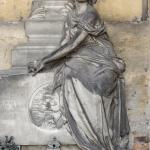 Monumento funebre Barbarich (dettaglio) 1902 - Carlo e Attilio Spazzi - Cimitero Monumentale di Verona