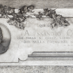 Monumento funebre  Alessandro Orti - Carlo e Attilio Spazzi - Cimitero Monumentale di Verona