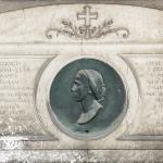 Monumento funebre Orsola Benvenuti 1862- Verona, Cimitero Monumentale