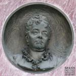 Monumento funebre Antonini ex Pindemonte Moscardo (dettaglio) 1898 – Carlo e Attilio Spazzi – Cimitero Monumentale di Verona