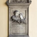 Grazioso (?) e Carlo Spazzi, Monumento funebre Biondello, 1870 ca., Verona, Cimitero Monumentale
