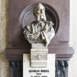 Monumento funebre Camillo Brena, 1909 circa - Carlo e Attilio -  Verona, Cimitero Monumentale