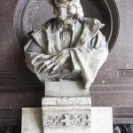 Monumento funebre Camillo Brena (dettaglio), 1909 circa - Carlo e Attilio -  Verona, Cimitero Monumentale