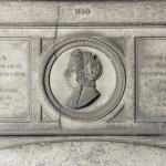 Monumento funebre Rosa Neola 1872  -  Cimitero Monumentale di Verona