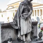Monumento funebre Casnici 1910 - Carlo e Attilio Spazzi - Cimitero Monumentale di Verona