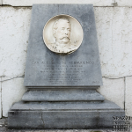 Grazioso (e Carlo?) Spazzi, Monumento funebre Rebaudengo, 1884, Verona, Cimitero Monumentale