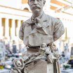 Monumento funebre Isotta (1910/15) - Carlo e Attilio Spazzi - Cimitero Monumentale di Verona