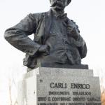 Monumento a Enrico Carli – Carlo e Attilio Spazzi – piazzale XXV Aprile, Verona