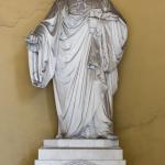 Monumento funebre Giambattista Cressotti 1863, Verona, Cimitero Monumentale