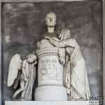 Monumento funebre Dalla Riva (dettaglio), 1842-45 ca., Verona, Cimitero Monumentale