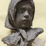 Contadinella, senza data, collezione Gam Achille Forti, Verona - Carlo Spazzi
