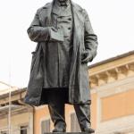 Monumento a Cavour, Verona, 1908 -Carlo e Attilio Spazzi -  corso Cavour -
