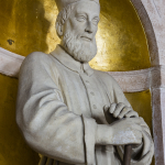 San Filippo Neri (dettaglio), senza data, Verona, Oratorio di San Filippo Neri