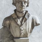 Busto Abate Pellegrini, Accademia Filarmonica - Museo Maffeiano, Verona