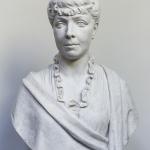 Ritratto di Luigia Von Bracht in Gemma 1845 circa - Verona, collezione privata