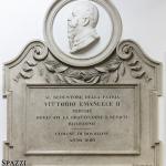 Grazioso (e Carlo?) Spazzi, Vittorio Emanuele II 1880 - Bovolone (VR), ex sede municipale