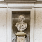 Monumento al medico Leonardo Targa, 1815, Verona, basilica di Sant'Anastasia
