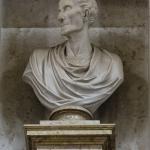 Monumento al medico Leonardo Targa (dettaglio), 1815, Verona, basilica di Sant'Anastasia