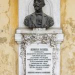 Monumento a Enrico Sicher, 1919, Verona, Liceo Maffei - Carlo Spazzi