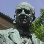 Monumento a Fedele Lampertico 1924, Vicenza, piazza Matteotti - Carlo Spazzi (dettaglio)