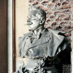 Monumento funebre per Francesco Biego 1897 circa -Carlo e Attilio Spazzi -   Vicenza, Cimitero Monumentale