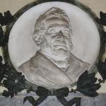 Monumento a Giovanni Arrivabene , 1881 - Mantova, Accademia di Belle Arti, dettaglio.
