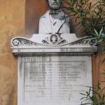 Abramo Massalongo 1861 - Palazzo Erbisti, Verona