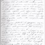 Lettera di Gr. Spazzi relativa ai restauri della fontana di p. Erbe,  24-8-1865