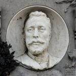 Monumento funebre Bader (dettaglio) 1893 - Verona, Cimitero Monumentale