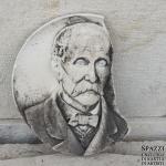 Grazioso (e Carlo?) Spazzi, Monumento funebre Vincenzo Bognolo 1880  - Verona, Cimitero Monumentale