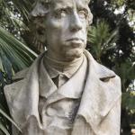 Giacomo Zanella - Roma, passeggiata del Pincio - Carlo Spazzi