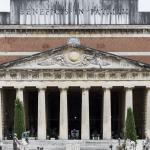Pantheon Beneficis in Patriam 1890 - Verona, Cimitero Monumentale - Carlo e Attilio Spazzi