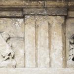 Pantheon Beneficis in Patriam (dettaglio metope) 1890 - Verona, Cimitero Monumentale - Carlo e Attilio Spazzi