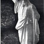 Profeta Ezechiele 1883 - situato all'ingresso del Cimitero Monumentale di Verona, non più esistente