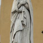 Statua di Madonna 1862 - Bussolengo (Vr)