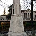 Monumento ai Carbonari della Fratta 16/06/1867 - Fratta Polesine (Ro)