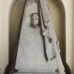 Monumento funebre Rossi 1888 - Isola della Scala (Vr), cimitero