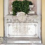 Monumento funebre Bolla e Valerio (ex Grigolati) 1868, dettaglio -  Cimitero Monumentale di Verona