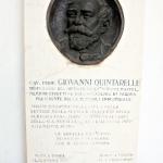 Monumento funebre Giovanni Quintarelli 1929 -cimitero di Torbe di Negrar (Vr)  - Carlo Spazzi