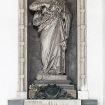 Monumento funebre Giuliari 1923 - Carlo Spazzi - Cimitero Monumentale di Verona