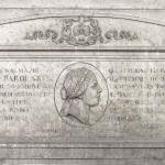 Monumento funebre Parolar 1858  -  Cimitero Monumentale di Verona
