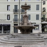 Fontana di Bassano del Grappa (Vi) 9/10/1898 - Carlo e Attilio Spazzi
